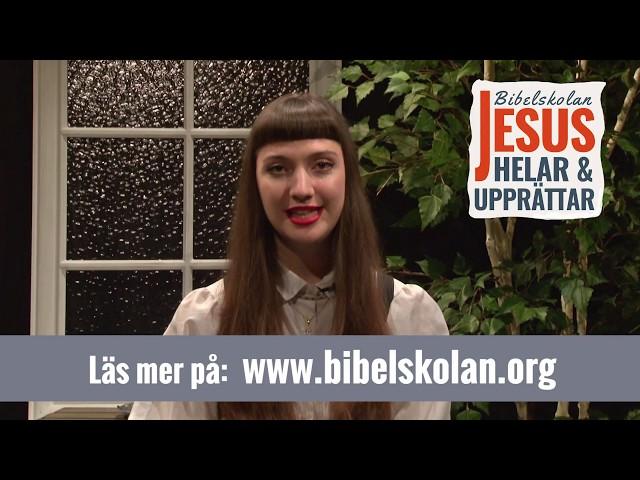 Violeta vittnesbörd från Arkens bibelskola Jesus Helar och Upprättar