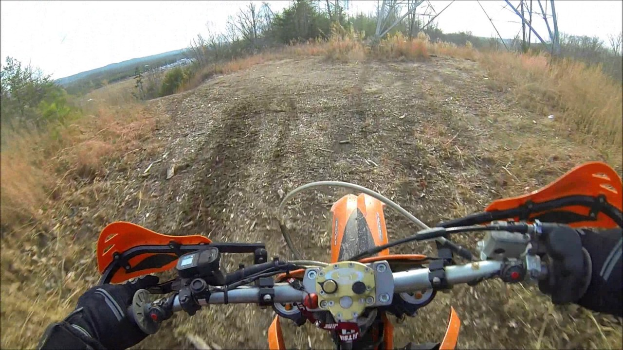 Ignition Map Test sections KTM 250 XC
