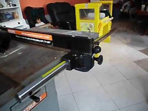 Vendo sierra mesa de piso marca truper circular madera for Sierra de mesa milanuncios