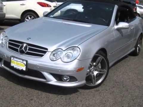 2006 Mercedes Benz Clk Cl Clk55 Amg Convertible Jersey City Nj
