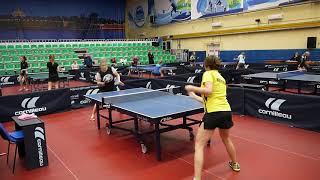 Пуйто Д. (381) 3-0 Костеневич А. (315) игра за 1 место