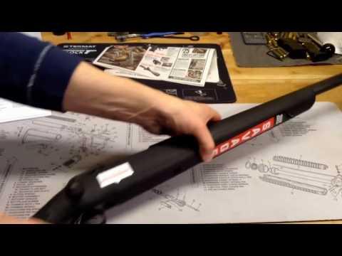 Savage 12FV Varmint Rifle