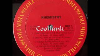 Khemistry - I Can't Lose With The Stuff I Use (Disco-Funk 1982)