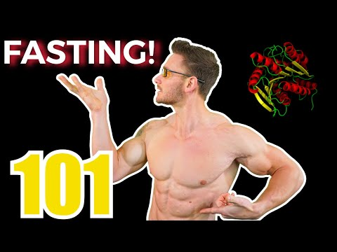 Intermittent FASTING & FAT LOSS 101: How Fat Loss BEGINS in the Body
