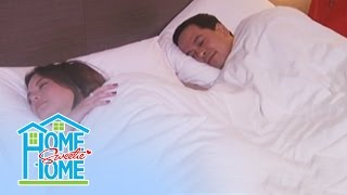 Home Sweetie Home: Romeo and Tanya together in one room