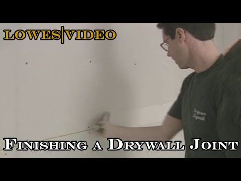 How To Finish Drywall Seams In Thin Even Coats