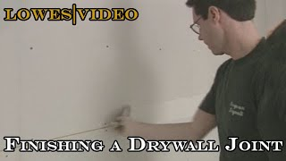 How to Finish Drywall seams in thin, even coats thumbnail