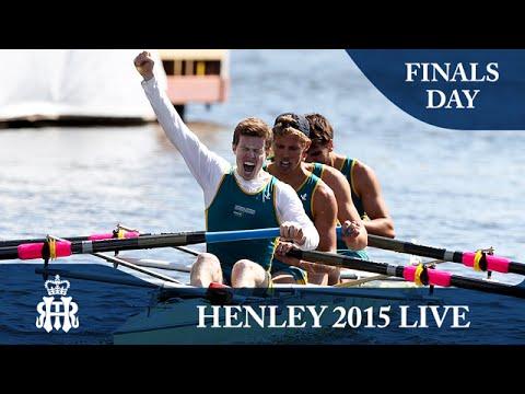 Finals Day Live | Henley Royal Regatta 2015