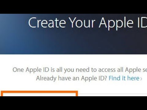 How To Create Icloud Id & Apple Id