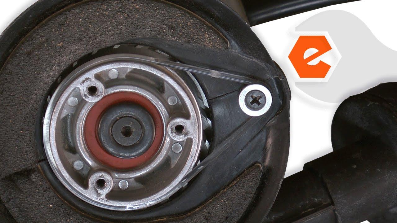 Sander Repair Replacing The Clutch Belt Porter Cable Part