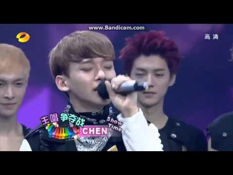 Happy Camp - EXO - Vocal Battle
