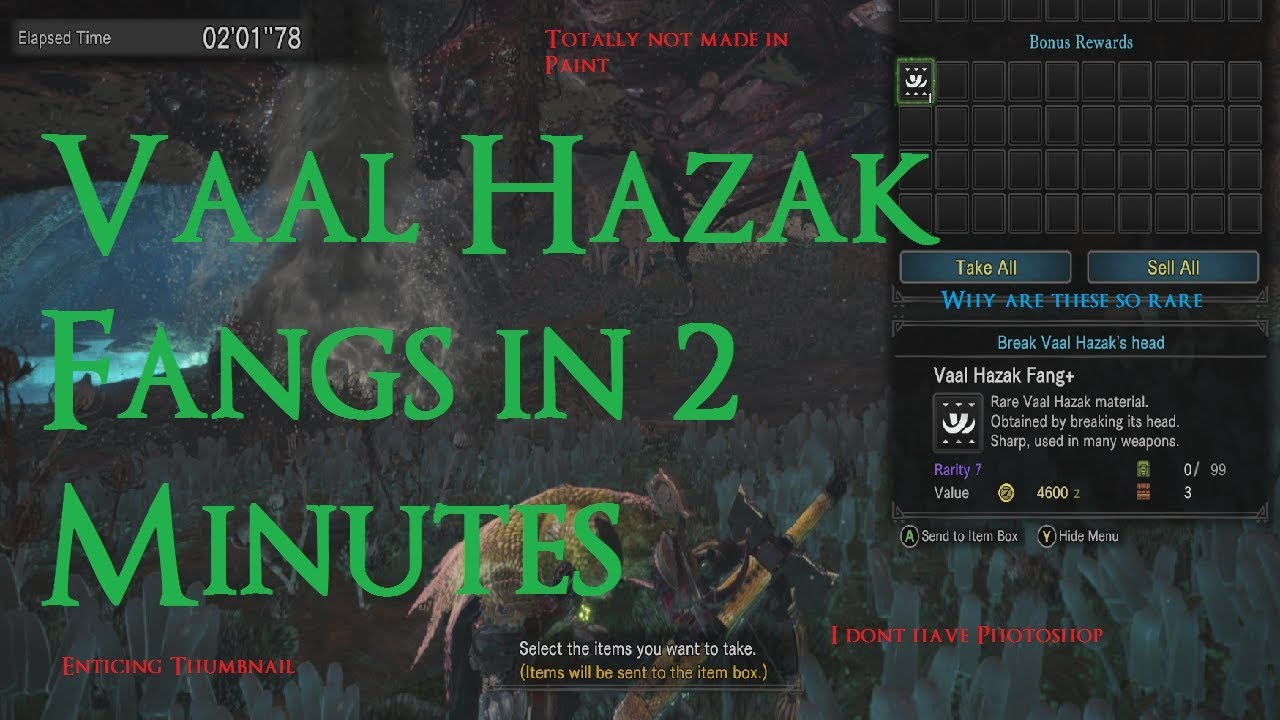 how to get vaal hazak gem