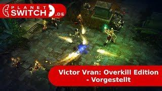 Victor Vran: Overkill Edition (Switch) - Vorgestellt