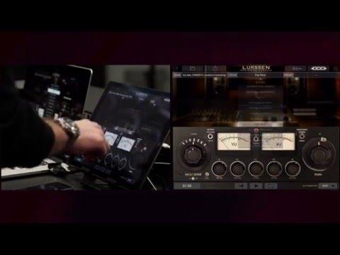 NAMM 2016: Lurssen Mastering Console Demonstration