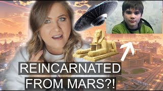 Russian Boy Claims He Was An Alien From MARS In A Past Life?!
