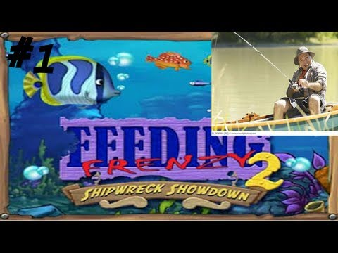 Lets Play: Feeding Frenzy 2 Co-Op [Pt.1]