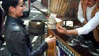 Turkish Ice Cream Trick