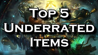 Top 5 Most Underrated Items in League of Legends