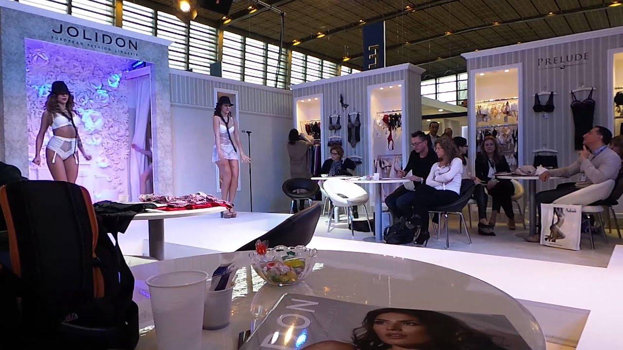D fil by jolidon 2014 d fil salon de la lingerie for Salon international lingerie