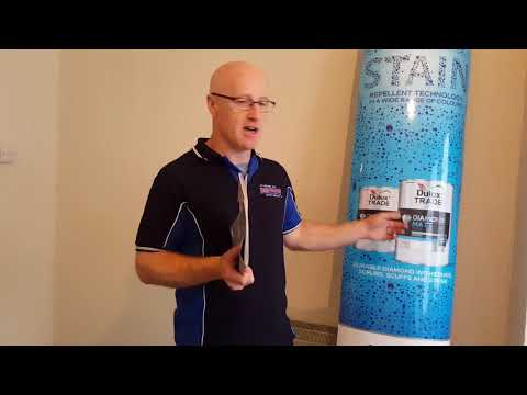 Benefits of Dulux Trade paint Towy Works builders merchants