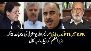 Pakistan News Live Internal party conflict and all parties alliance are reasons for PTI loss in by p