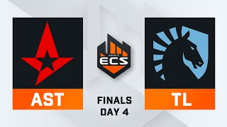 Astralis vs Liquid - Map 3 - Dust 2 (ECS Season 8 Finals - DAY4)