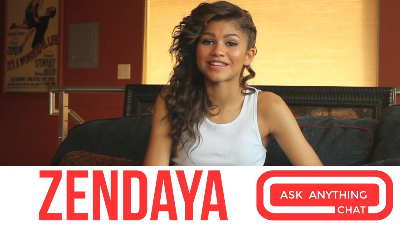 Zendaya questions