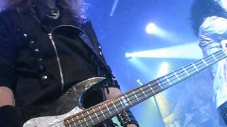 Lizzy Borden - Master Of Disguise - Dom, Helsinki, Finland 5.12.2011