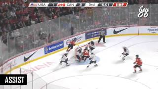 Jake Virtanen - 2015 IIHF WJC Highlights