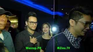blood ransom movie premiere with Anne Curtis Part 1