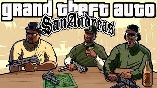GTA SAN ANDREAS STORIES #4: DOMINANDO TERRITÓRIOS E FUGA DA POLÍCIA