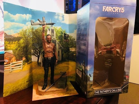 how to enter the statue far cry 5