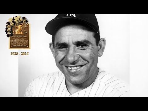 The Baseball Hall of Fame Remembers Yogi Berra