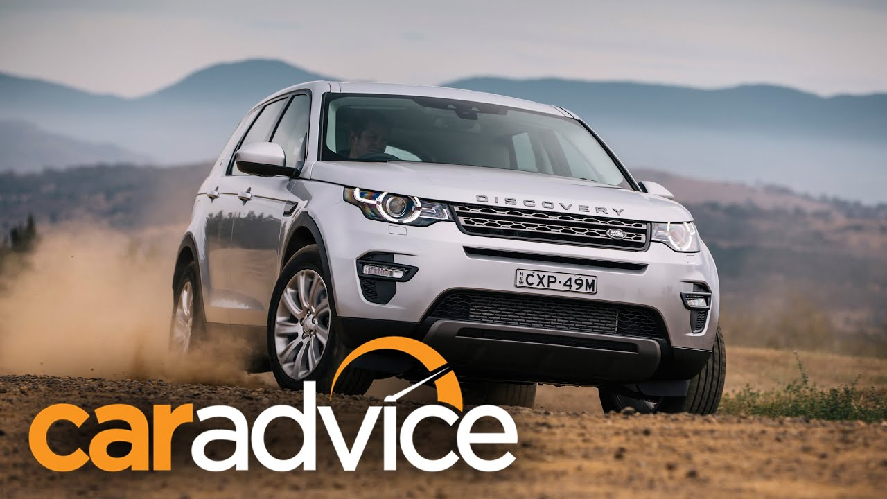 Simple Land Rover Discovery Sport Review 2015 2016 MY  YouTube