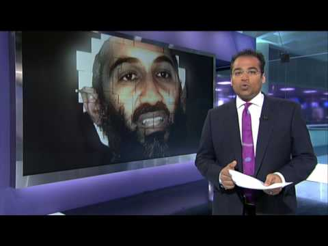 Osama Bin Laden is Dead (C4 News 2nd May)