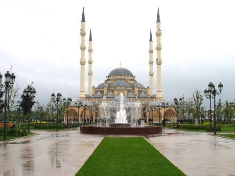 Красивейшие мечети мира. Мечеть Сердце Чечни.