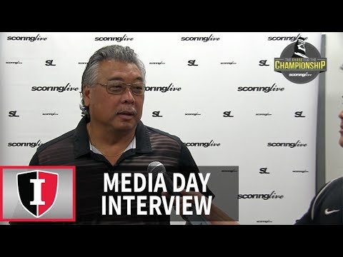 Iolani HC Wendell Look - HHSAA D2 Pre-Tournament Interview (2017)