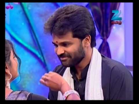 Aaha Enna Porutham - Couples Game Show - Zee Tamil TV Serial - Full Episode - 1