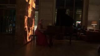 Pianist Nataliya - Kaya Palazzo Performance Vol.1