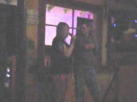 karaoke. jenea and jaq..