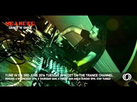 Meander - RadiOzora 2014 Live Set (Dance 'n' Smile)