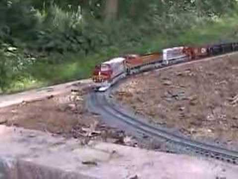 Train Track Plans -Amazing Suggestions For Outdoor Model Railroad Track Laying Designs