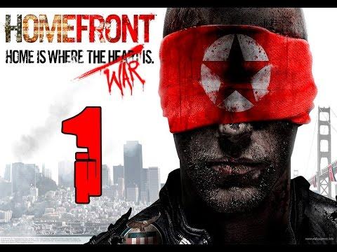 Homefront | Let´s Play | Parte 1 español