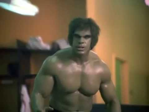 The Incredible Hulk  (1978)  TV Series