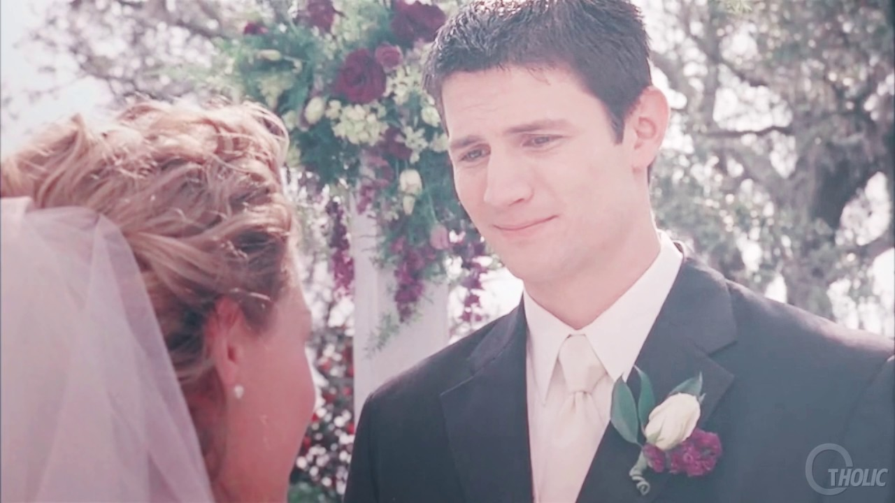 naley wedding speech