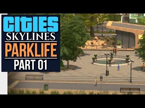 Cities: Skylines Parklife | WELCOME TO NERDCREST (#1)