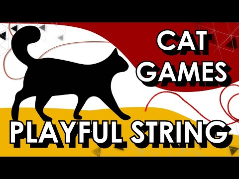Cat Video Game String