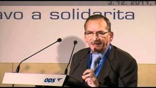 Jaroslav Kubera: Projev na ideové konferenci