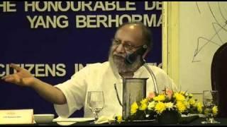 Resisting Hegemony - Ashis Nandy