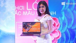 ASUS VivoBook 14/15 ra mắt: Dòng Ultrabook nhỏ gọn nhất thế giới trong tầm giá 11 triệu